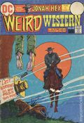 Weird Western Tales (1972 1st Series) National Book store Variants 17