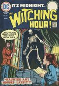 Witching Hour (1969 DC) National Book store Variants 47