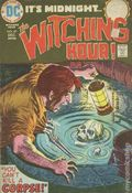 Witching Hour (1969 DC) National Book store Variants 49