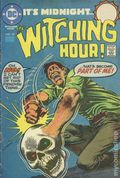 Witching Hour (1969 DC) National Book store Variants 50