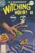 Witching Hour (1969 DC) National Book store Variants 69