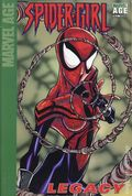 Marvel Age Spider-Girl Legacy SC (2004 Marvel) A Target Saddle-Stitched Collection 1-1ST