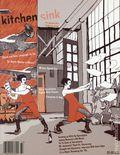 Kitchen Sink Magazine SC (2002-2007 Neighbor Lady Community Arts) 5-1ST