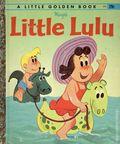 Little Lulu HC (1962 Golden Press) A Little Golden Book 1-1ST
