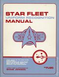 Starfleet Uniform Recognition Manual SC (1985 The Noron Group) 1-1ST