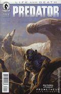 Predator/Prometheus Life and Death Preview (2016 Dark Horse) Ashcan 0
