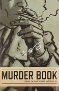 Murder Book (2010 Ed Brisson) 1B-SIGNED