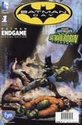 Batman Endgame Special Edition (2015 DC) Batman Day 1F