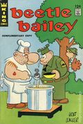 Beetle Bailey (1953 Dell/Charlton/Gold Key/King) 64COMP