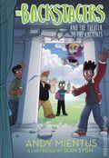 Backstagers HC (2018- Amulet Books) Illustrated Novel 2-1ST