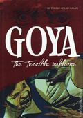 Goya The Terrible Sublime HC (2019 Pegasus) 1-1ST