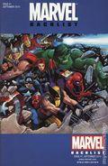 Marvel Backlist Book Market Catalog (2010 Marvel) 1
