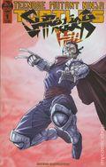 Teenage Mutant Ninja Turtles Shredder in Hell (2018 IDW) 1C