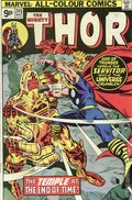 Thor (1962-1996 1st Series) UK Edition 245UK