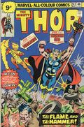 Thor (1962-1996 1st Series) UK Edition 247UK