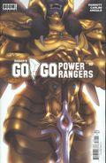 Go Go Power Rangers (2017 Boom) 18B