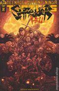 Teenage Mutant Ninja Turtles Shredder in Hell (2018 IDW) 2A