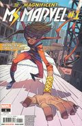 Magnificent Ms. Marvel (2019 Marvel) 1A