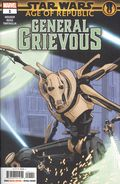 Star Wars Age of Republic General Grievous (2019 Marvel) 1A