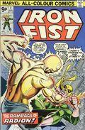 Iron Fist (1975 1st Series) UK Edition 4UK