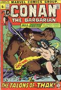 Conan the Barbarian (1970) UK Edition 11UK