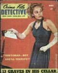 Crime File Detective (1946 Waverly Publishing) 1