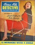 Crime File Detective (1946 Waverly Publishing) 2