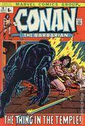 Conan the Barbarian (1970) UK Edition 18UK