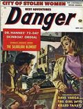 Danger (1959) Vol. 1 #4