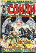 Conan the Barbarian (1970) UK Edition 22UK