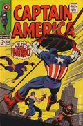 Captain America (1968 1st Series) 105