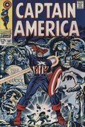 Captain America (1968 1st Series) 107