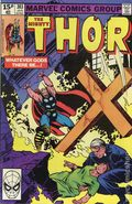 Thor (1962-1996 1st Series) UK Edition 303UK