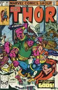 Thor (1962-1996 1st Series) UK Edition 301UK