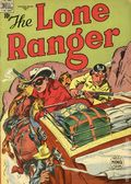 Lone Ranger (1948 Dell) Canadian Edition 14