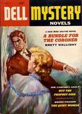 Dell Mystery Novels Magazine (1955 Dell Publishing) 1