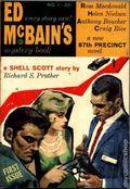Ed McBain's Mystery Book (1960-1961 Pocket Books) 1
