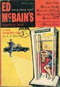 Ed McBain's Mystery Book (1960-1961 Pocket Books) 2