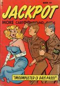 Jackpot (1952 Youthful Magazines) More Cartoons and Gags Vol. 2 #4