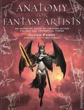 Anatomy for Fantasy Artists SC (2005 David & Charles) 1-REP
