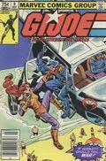 GI Joe (1982 Marvel) Canadian Price Variant 9