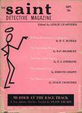 Saint Detective Magazine (1953-1967 King-Size) Pulp Vol. 4 #3