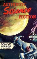Authentic Science Fiction (1951-1957 Hamilton & Co.) 13