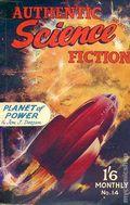 Authentic Science Fiction (1951-1957 Hamilton & Co.) 14