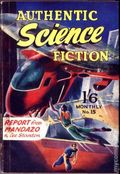 Authentic Science Fiction (1951-1957 Hamilton & Co.) 15