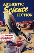 Authentic Science Fiction (1951-1957 Hamilton & Co.) 16
