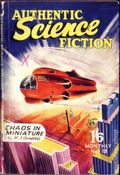 Authentic Science Fiction (1951-1957 Hamilton & Co.) 18