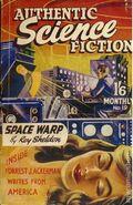 Authentic Science Fiction (1951-1957 Hamilton & Co.) 19