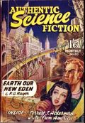 Authentic Science Fiction (1951-1957 Hamilton & Co.) 20