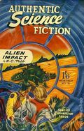 Authentic Science Fiction (1951-1957 Hamilton & Co.) 21